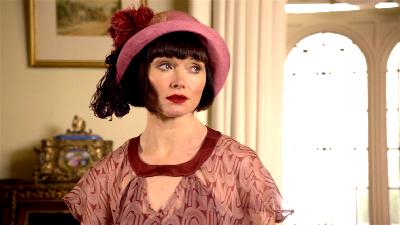 """Miss Fisher's Murder Mysteries"""