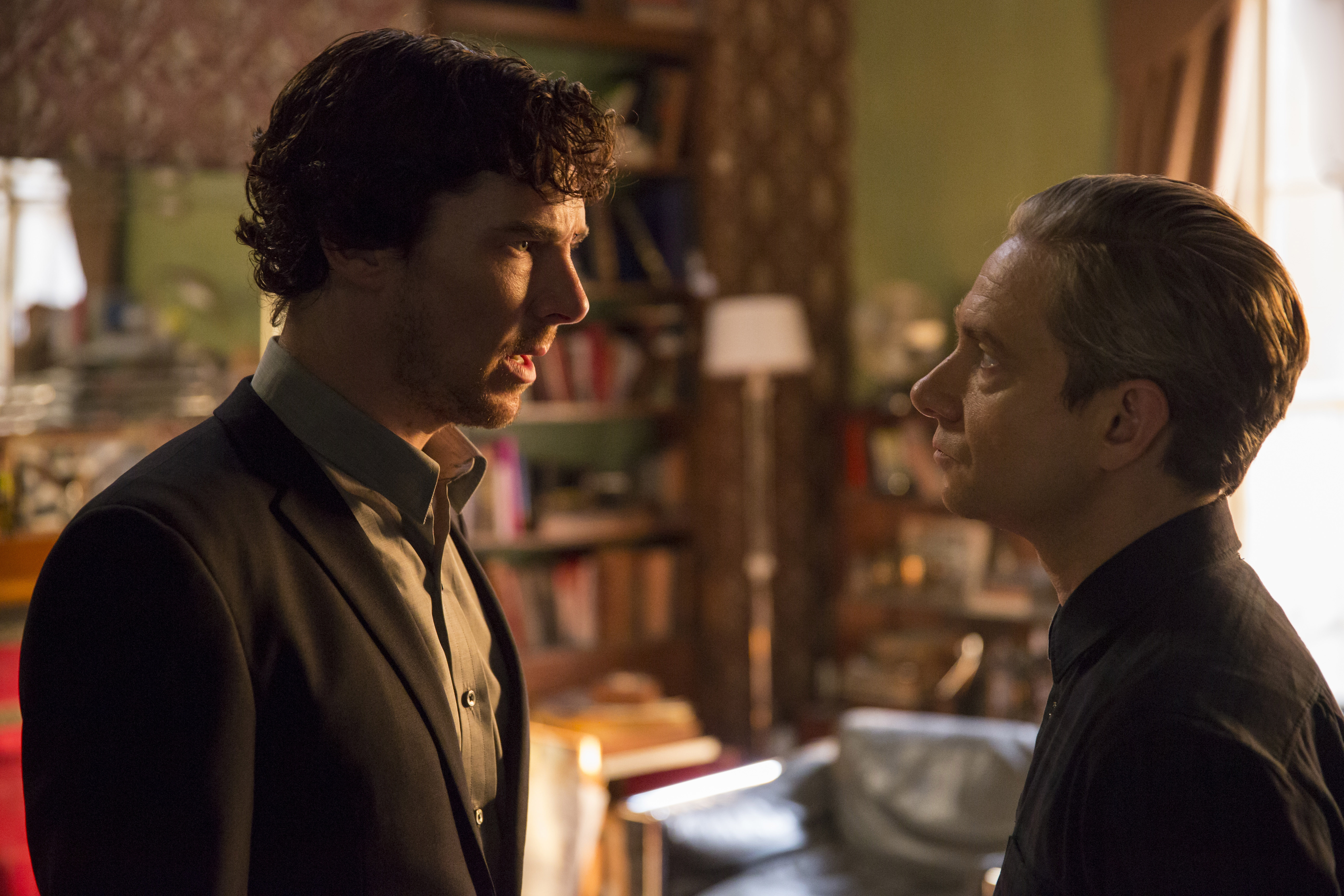 Sherlock Review The Lying Detective Has Most Terrifying Villain Yet Indiewire