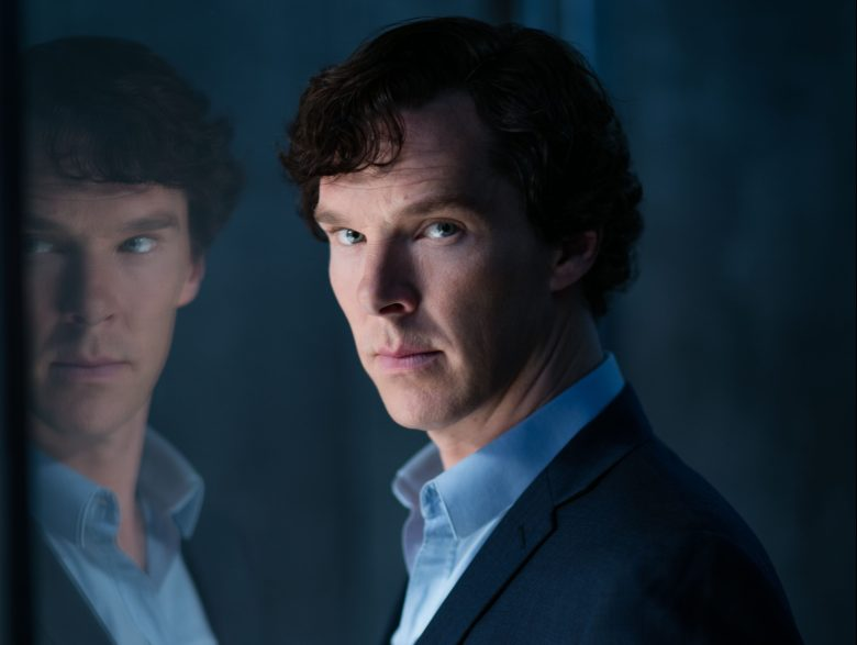 Sherlock, Season 4 MASTERPIECE Mystery! on PBS Sunday, January 15th at 7pm ET Picture shows: Sherlock Holmes (BENEDICT CUMBERBATCH) For editorial use only. Not for use on social media. Courtesy of Laurence Cendrowicz/Hartswood Films for MASTERPIECE