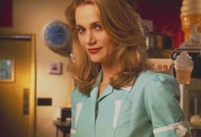 "Peggy Lipton in ""Twin Peaks."""