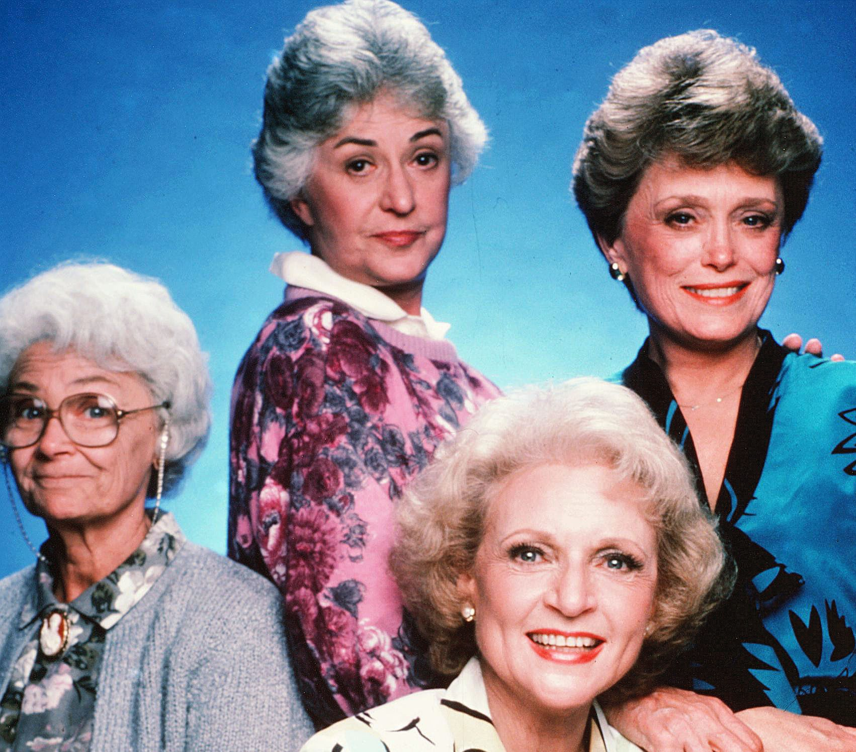 The Golden Girls Memorable Images From The Iconic 1980s Series Indiewire