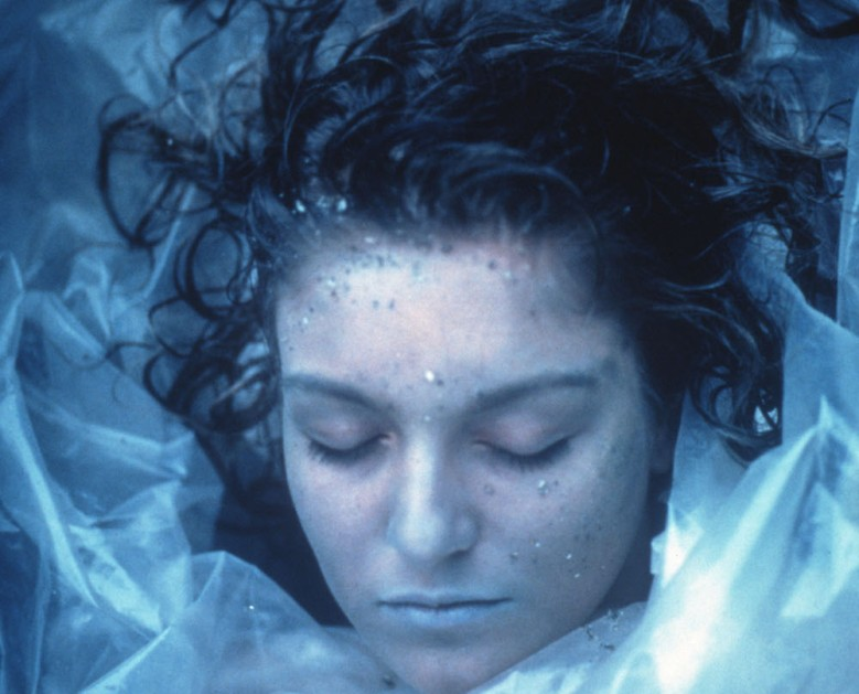 "Sheryl Lee in ""Twin Peaks."""