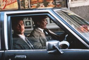 Seven Brad Pitt Morgan Freeman