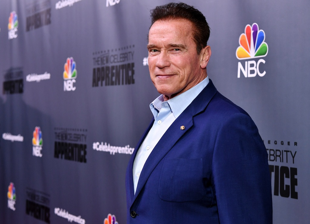 Arnold Schwarzenegger Says There's 'Nothing to Worry About' After Being Dropkicked
