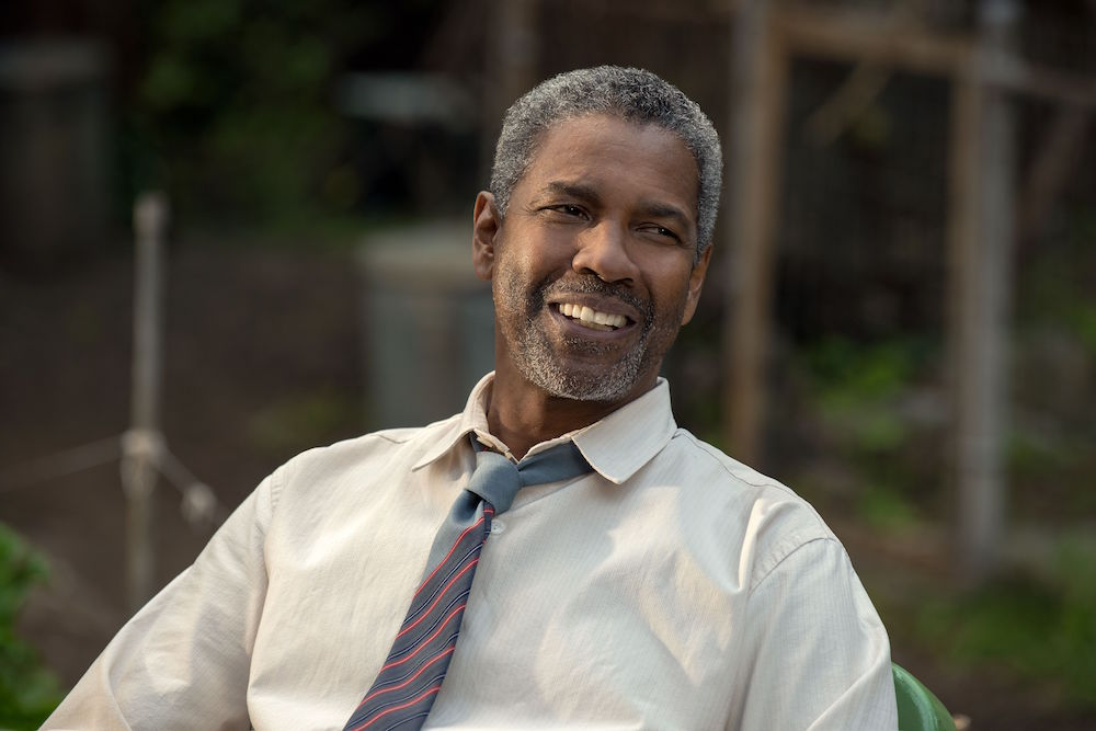 'Fences' Denzel Washington