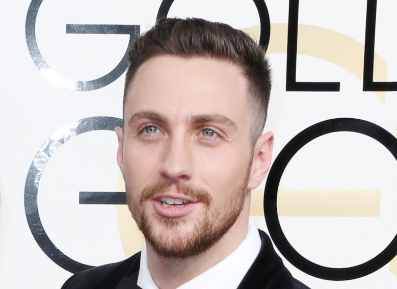 Aaron Taylor-Johnson Wins Golden Globe For Nocturnal ...