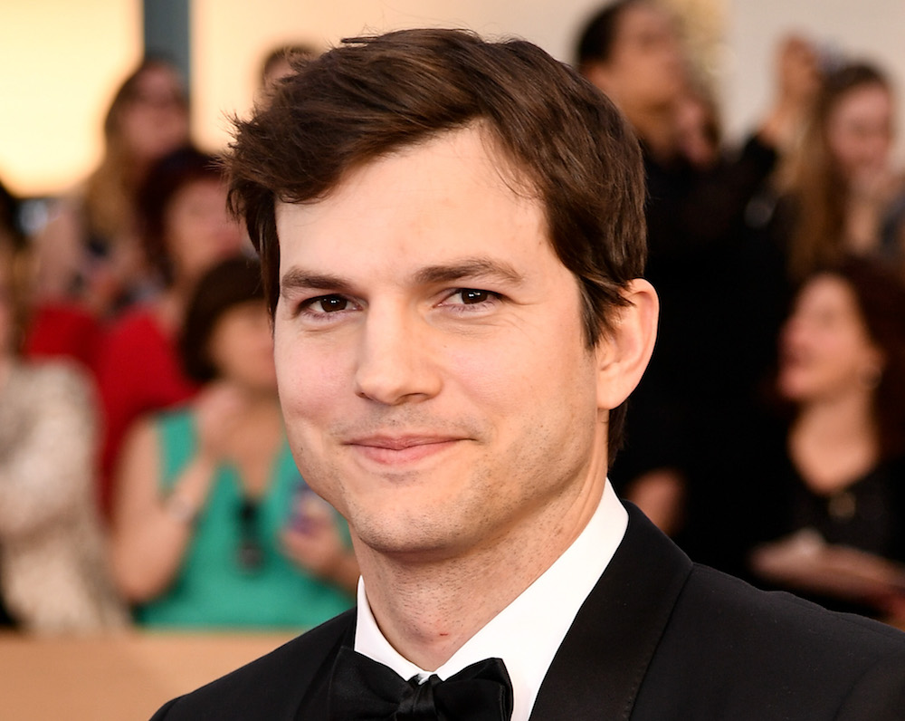 Ashton Kutcher Opens SAG Awards With Emtional Tribute ...