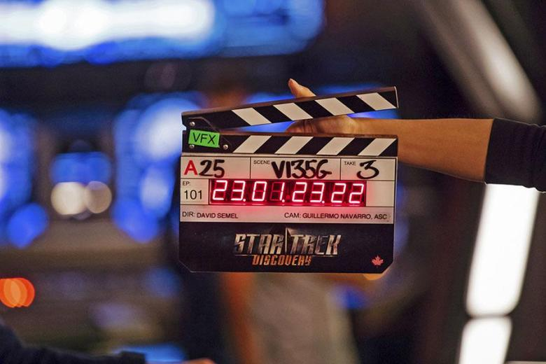 Star Trek: Discovery trailer
