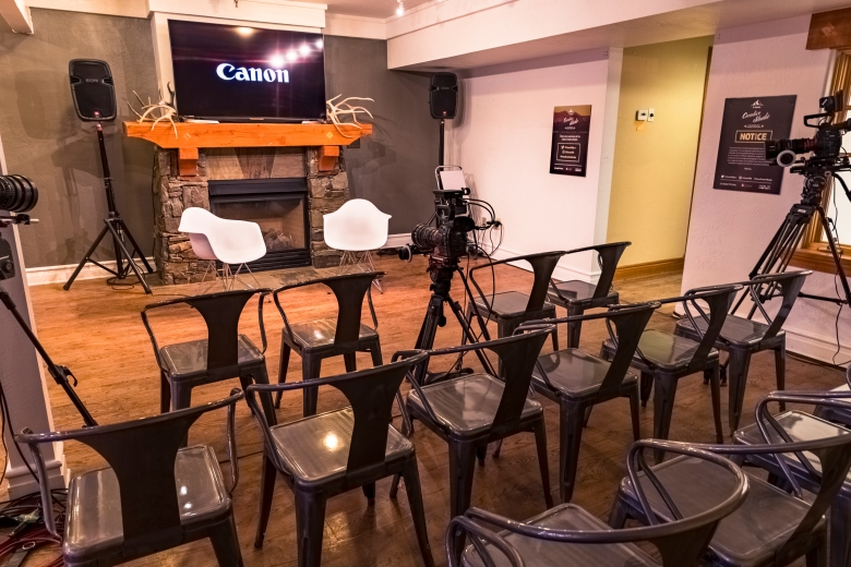Canon Creative Studio at the Sundance Film Festival