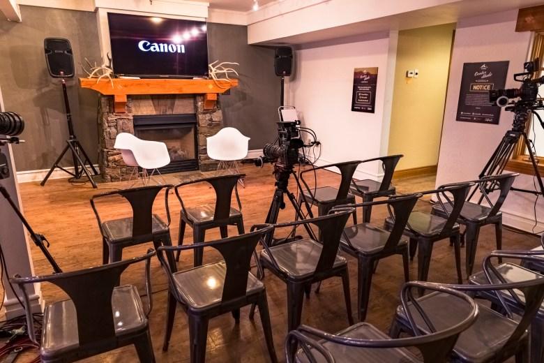 Canon Creative Studio at the Sundance Film Festival