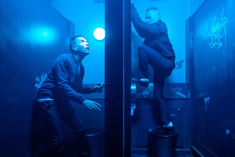 """T2 Trainspotting"""
