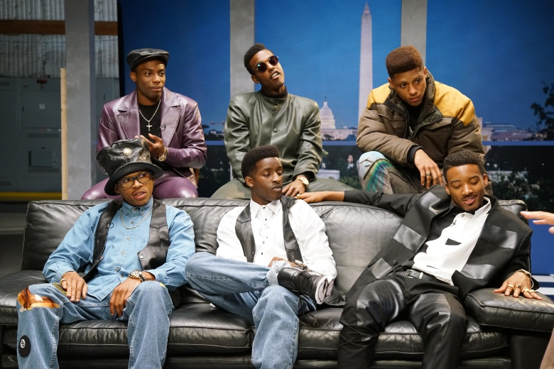 """The New Edition Story"""