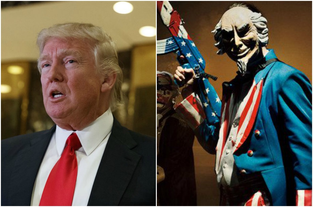 Jason Blum Says He Could See 'The Purge' Happening in America With Donald Trump as President