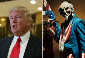 Donald Trump The Purge