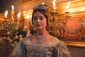"Jenna Coleman in ""Victoria"""
