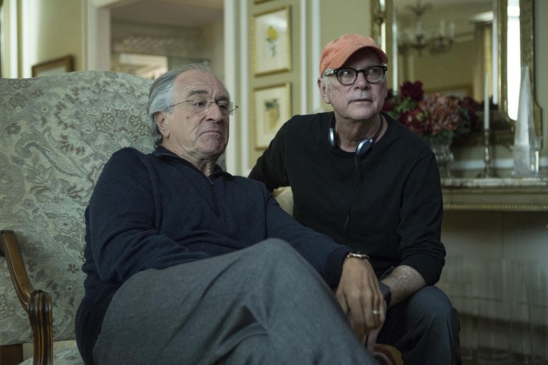 Robert De Niro Barry Levinson Wizard of Lies