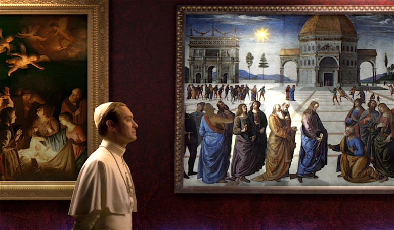 Image result for young pope credits
