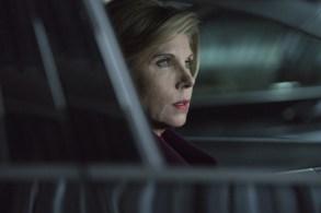 Christine Baranski as Diane Lockhart. Photo Cr: Patrick Harbron/CBS