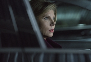 Christine Baranski as Diane Lockhart. Photo Cr: Patrick Harbron/CBS