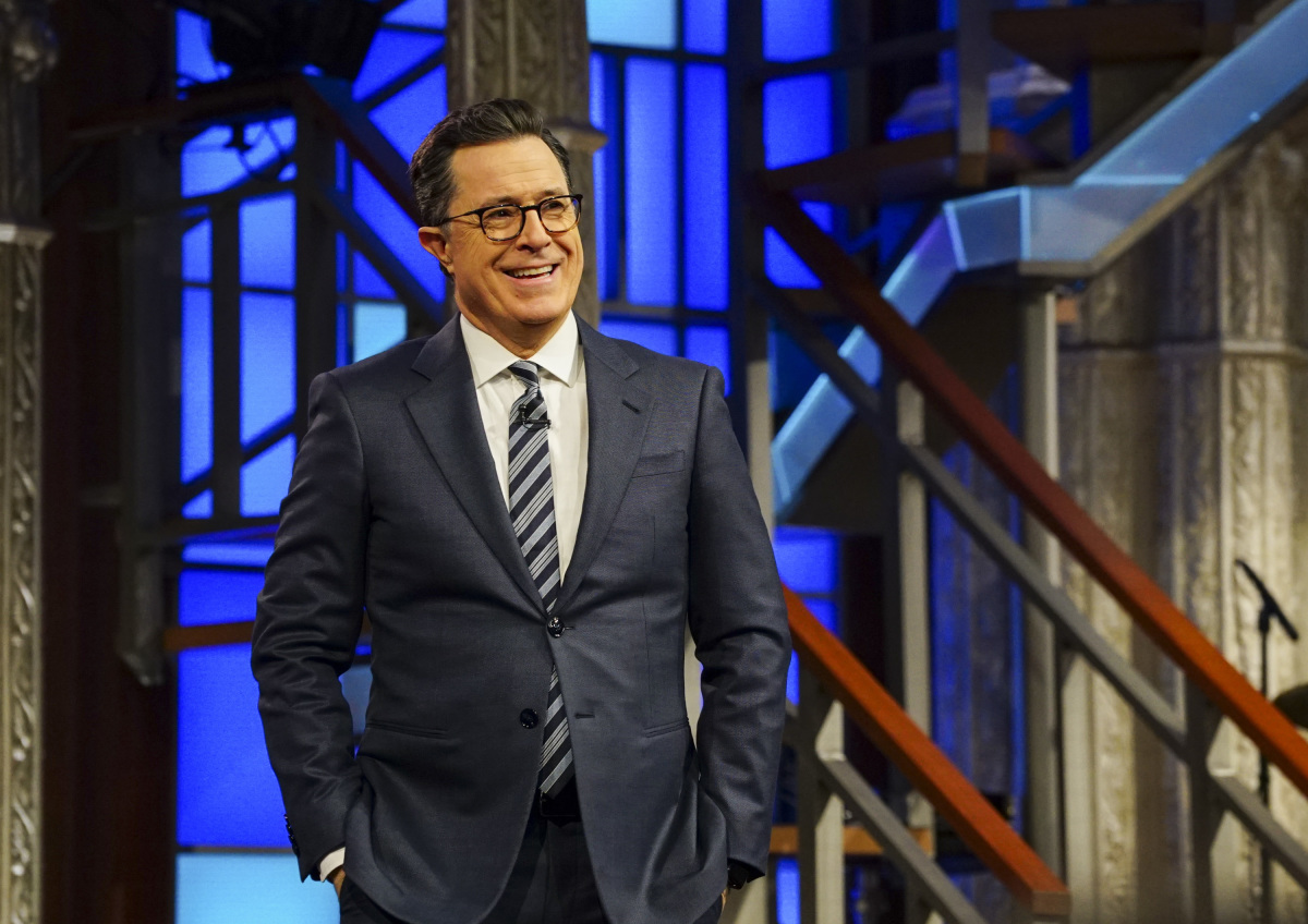 'The Late Show with Stephen Colbert' Ratings Surge Has Suddenly Made Late Night Competitive Again