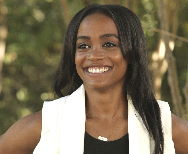 "Rachel Lindsay on ""The Bachelor"""