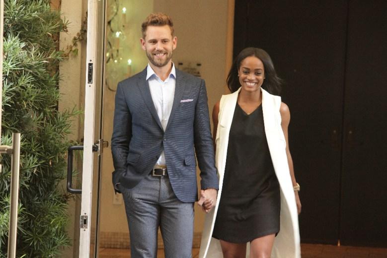 Nick Viall And Rachel Lindsay The Bachelor ABC