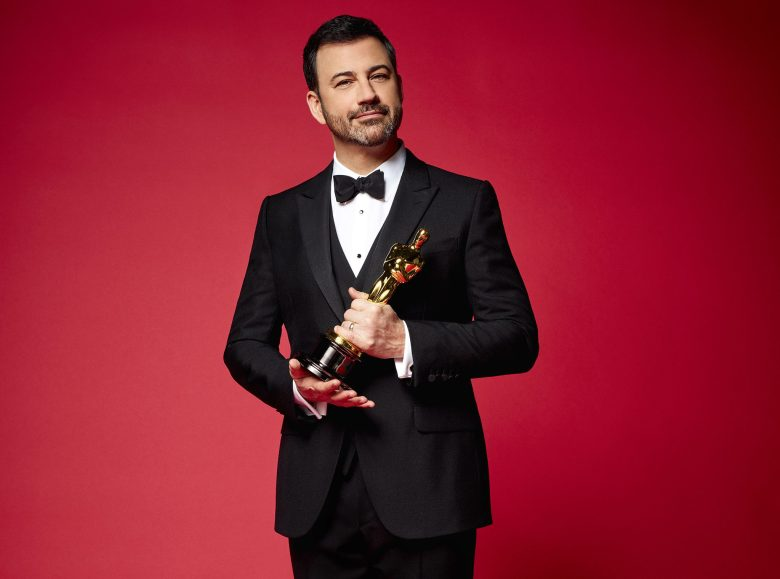 THE OSCARS® - Late-night talk show host, producer and comedian Jimmy Kimmel will host the 89th Oscars® to be broadcast live on Oscar® SUNDAY, FEBRUARY 26, 2017, on the ABC Television Network. (ABC/Jeff Lipsky)