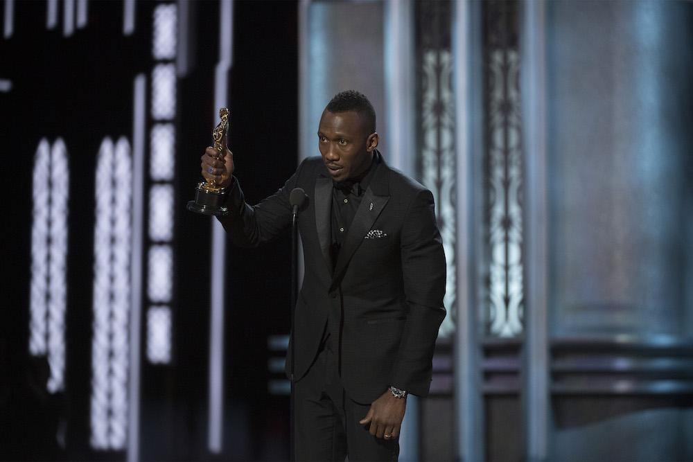 Oscars 2017 MAHERSHALA ALI 89 Academy Awards
