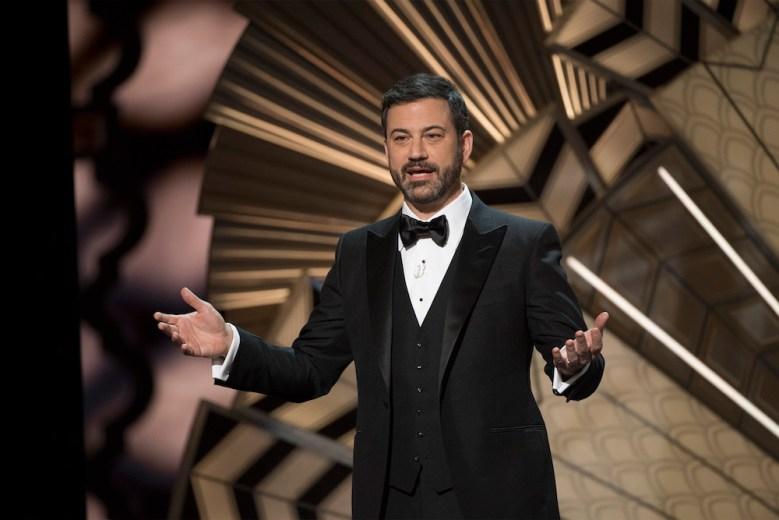 Oscars 2017 JIMMY KIMMEL 89 Academy Awards