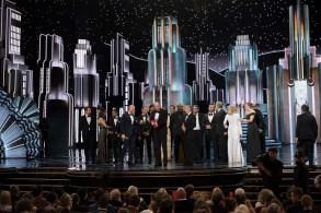 THE OSCARS(r) - The 89th Oscars(r) broadcasts live on Oscar(r) SUNDAY, FEBRUARY 26, 2017, on the ABC Television Network. (ABC/Eddy Chen)LA LA LAND CAST AND CREW