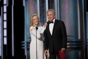 THE OSCARS(r) - The 89th Oscars(r) broadcasts live on Oscar(r) SUNDAY, FEBRUARY 26, 2017, on the ABC Television Network. (ABC/Eddy Chen)FAYE DUNAWAY, WARREN BEATTY