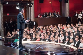 THE OSCARS(r) - The 89th Oscars(r) broadcasts live on Oscar(r) SUNDAY, FEBRUARY 26, 2017, on the ABC Television Network. (ABC/Adam Rose)JIMMY KIMMEL