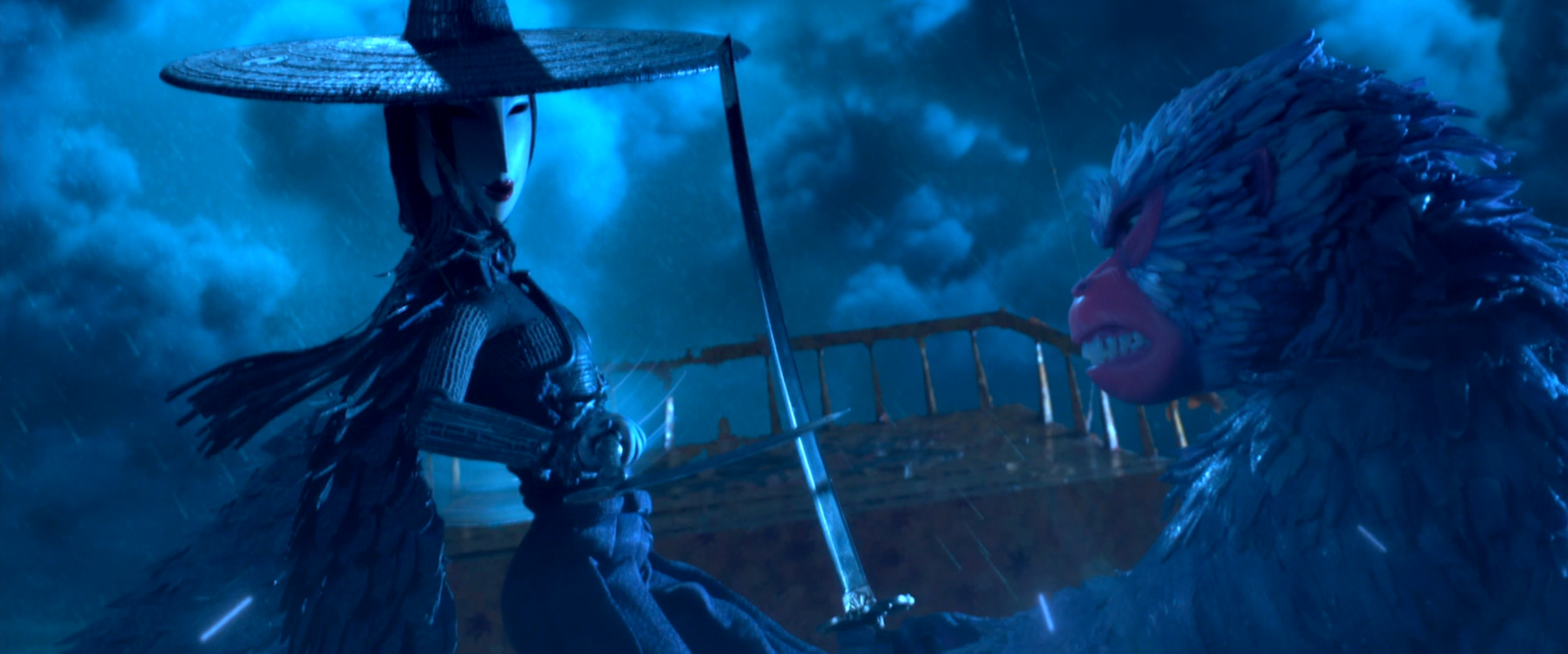 Kubo And The Two Strings How Laika Made The Thrilling Boat