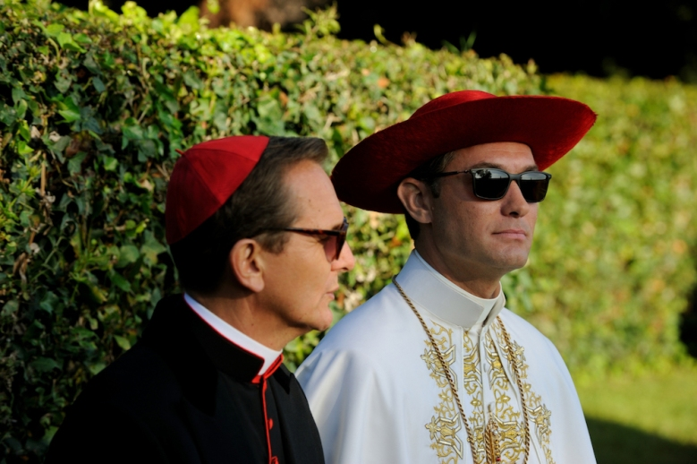 The Young Pope Season 1 finale Sebastian Roche Jude Law