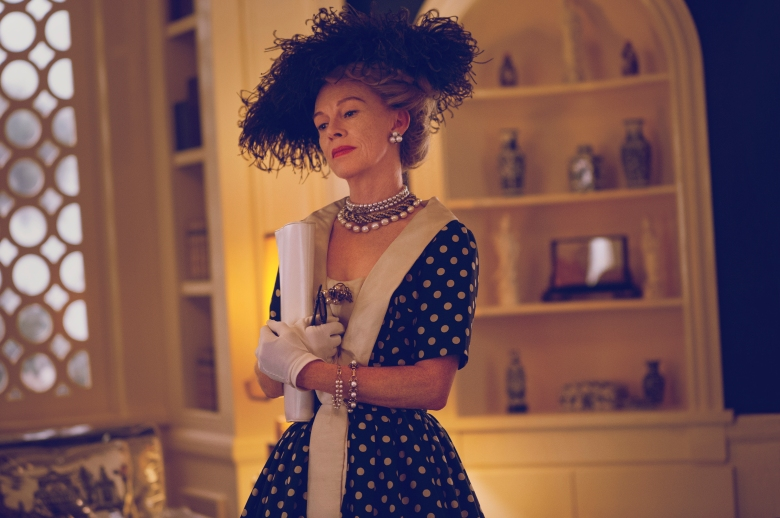 FEUD: BETTE & JOAN -- Pictured: Judy Davis as Hedda Hopper. CR: Suzanne Tenner/FX.