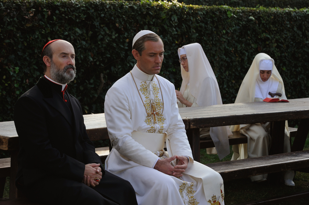 The Young Pope Season 1 finale Javier Camara Jude Law