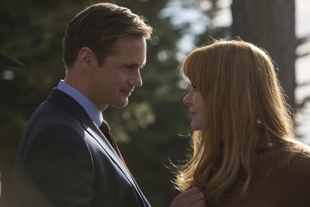"""Big Little Lies"" Episode 1 Alexander Skarsgard Nicole Kidman"