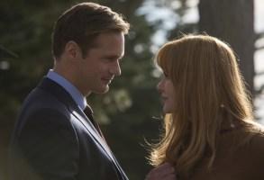 """Big Little Lies"" Episode 1 Alexander Skarsgard Nicole Kidman"