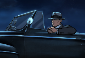 Archer Dreamland Season 8