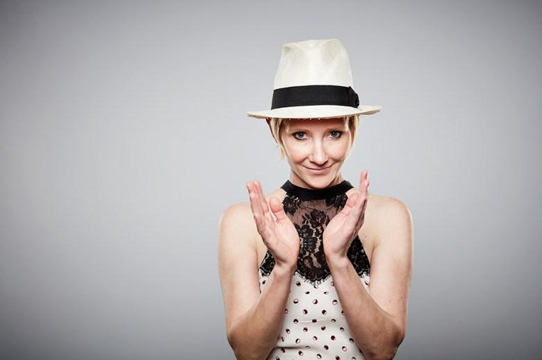 Anne Heche - TIFF 2016