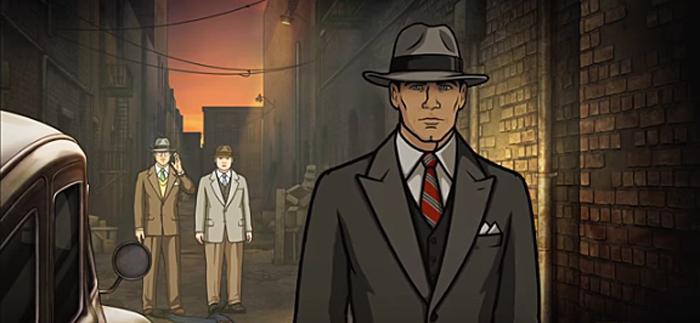 Archer Season 8 Trailer: Adam Reed's Series Goes Noir in ...