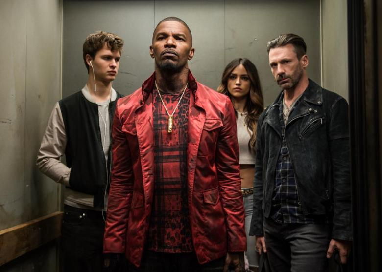 Image result for Baby driver 2017 movie scenes