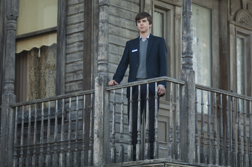 Bates Motel Season 5 Episode 1 Freddie Highmore Season 5