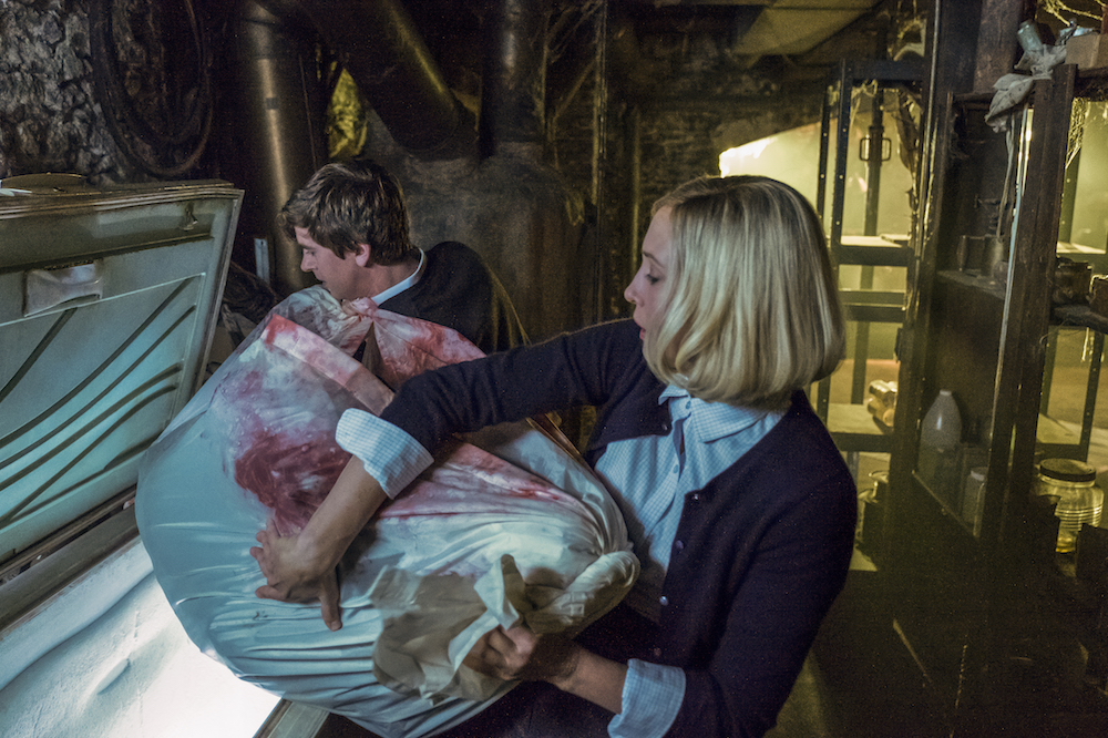 Bates Motel Season 5 Episode 1 Freddie Highmore Vera Farmiga