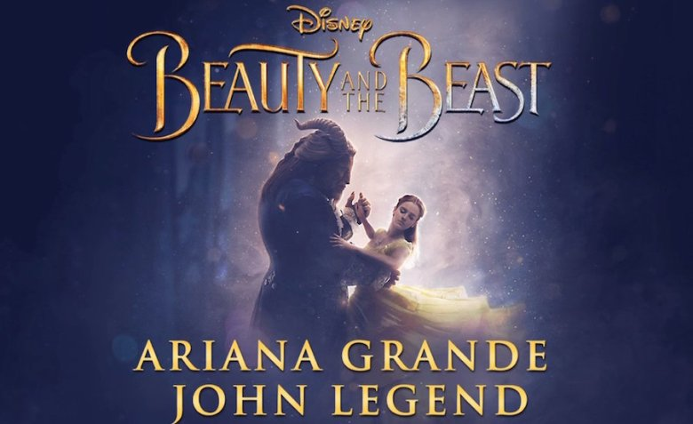 Beausty and the Beast Song John Legend Ariana Grande