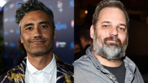Bubbles Taika Waititi and Dan Harmon