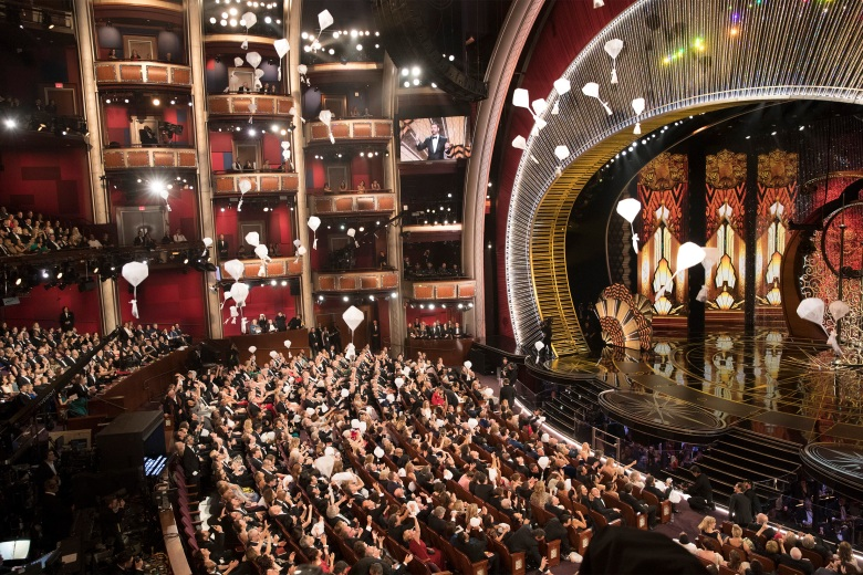 THE OSCARS(r) - The 89th Oscars(r) broadcasts live on Oscar(r) SUNDAY, FEBRUARY 26, 2017, on the ABC Television Network. (ABC/Patrick Wymore)