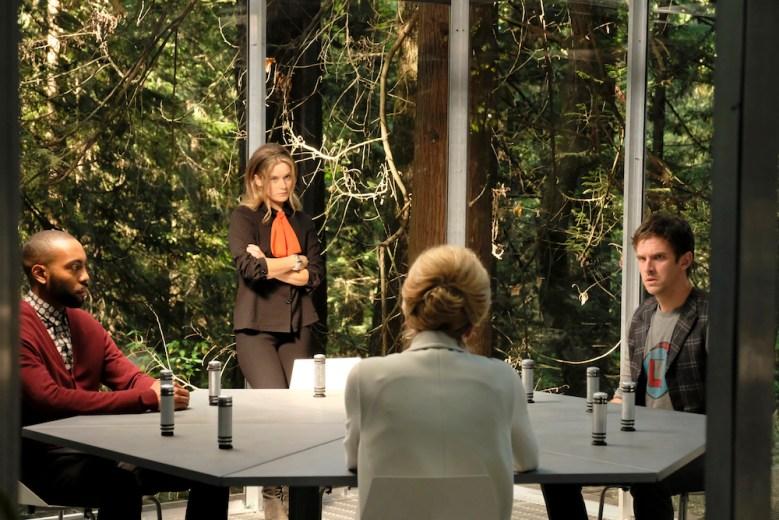Legion Season 1 Episode 2 Dan Stevens Rachel Keller Jean Smart Jeremie Harris
