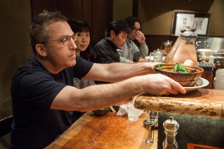 """Chef Ivan Orkin, """"Chef's Table"""""""