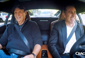 "Bob Einstein and Jerry Seinfeld, ""Comedians in Cars Getting Coffee"""